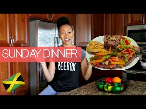 Caribbean Sunday Dinner | CAHM EPISODE 9