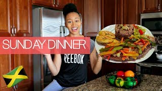 Caribbean Sunday Dinner | CAHM EPISODE 9