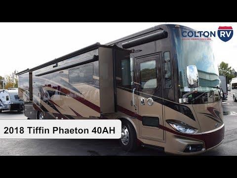 2018 Tiffin Phaeton 40AH | Class A Diesel Motorhome Review