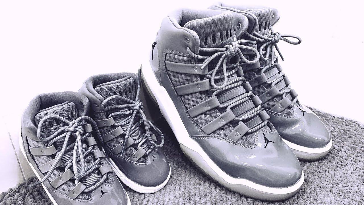 mj aura shoes