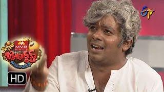 Extra Jabardasth - Sudigaali Sudheer Performance - 8th July 2016 - ఎక్స్ ట్రా జబర్దస్త్