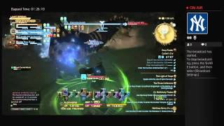 Cutter's Cry: Healer Role, Lvl 38 WHM