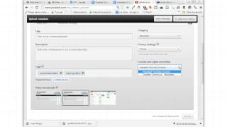 How To Upload and Make a Video Private in Youtube (for Education).