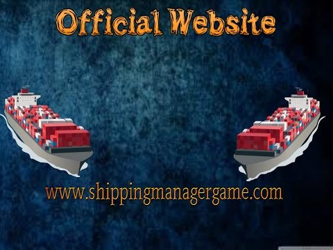 Lets Play Shipping Manager||ultra route profit || Official Website