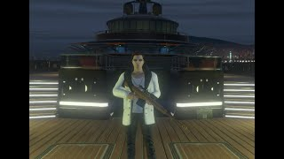Pisces Super Yacht, Floating Helicopter, AA System vs. Police (GTA Online)