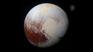 На поверхности Плутона нашли «змеиную кожу» (новости)