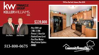 Keller Williams Top Agent Presents  790 Deer Run Trail, OH 45036  Home for Sale!
