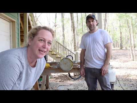 Steam Bends Woodworking Vlog