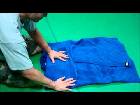 How to Fold Your Judo Gi or BJJ Kimono