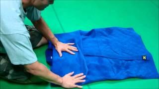 How to Fold Your Judo Gi or BJJ Kimono