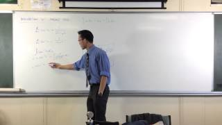 Integration by Parts - Example 5: sin¯¹(x)