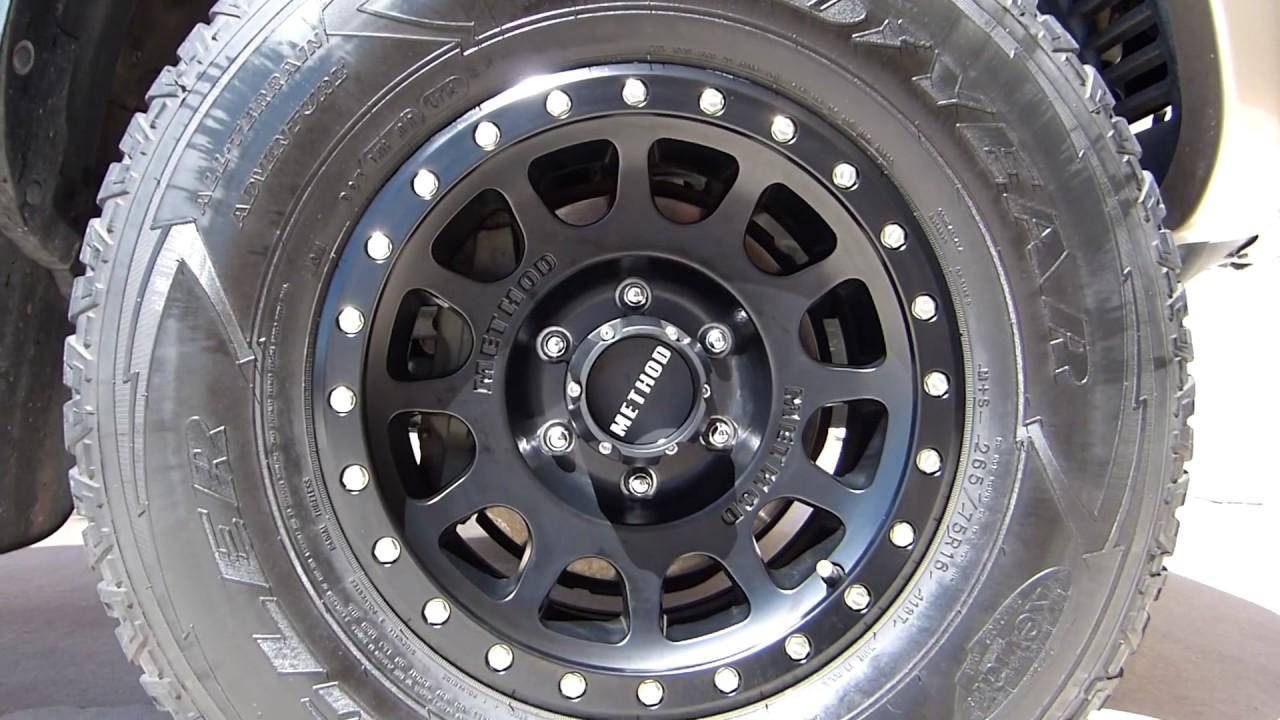 wheels toyota replica rims machined black oem factory stock