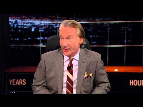 Real Time with Bill Maher: Citizens United Makes $1M Seem Quaint (HBO)