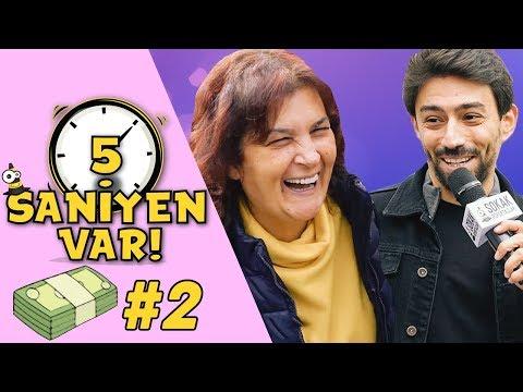 ASLA YALANMAMASI GEREKEN 3 ŞEY? | 5 SANİYEN VAR #2
