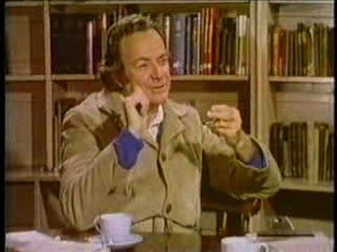 Feynman: Take the world from another point of view (4/4)