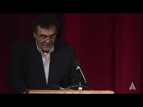 2016 Nicholl Screenwriting Awards: Rodrigo García