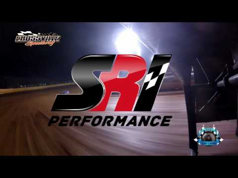 #00 Ted Lowe - Sportsman - 5-19-17 Crossville Speedway - In-Car Camera