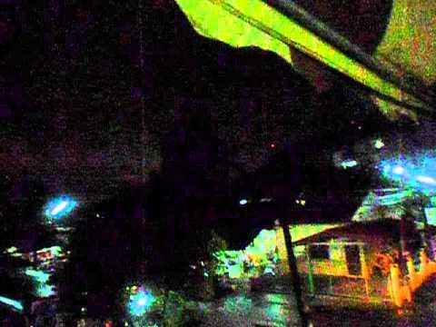ฝนตก ฟ้าร้อง ฟ้าผ่า ที่ภูเก็ต 07-04-2555
