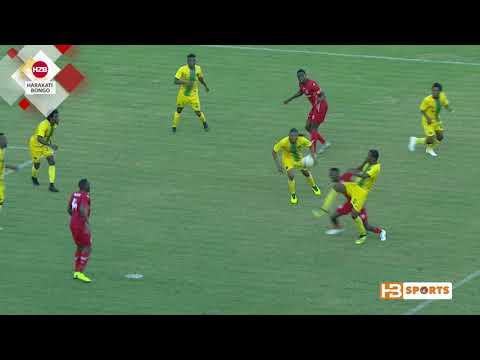 Goli Asali La Kagere Alivyowauwa Yanga SC 0-1 Simba SC {TPL} 2018/19