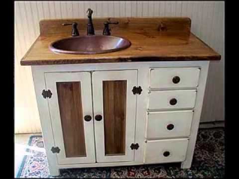 country style bathroom cabinets country bathroom vanities design ideas 14157