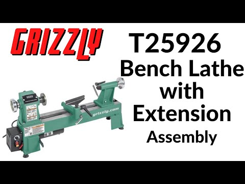 Grizzly T25926 Bench