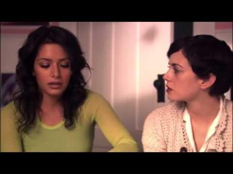 Shane, Carmen & Jenny || Spring nicht (The L Word)