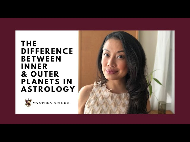 Moment Of Your Birth & Role of Inner and Outer Planet | VNS Mystery School | Nissa Liu S| Episode 24