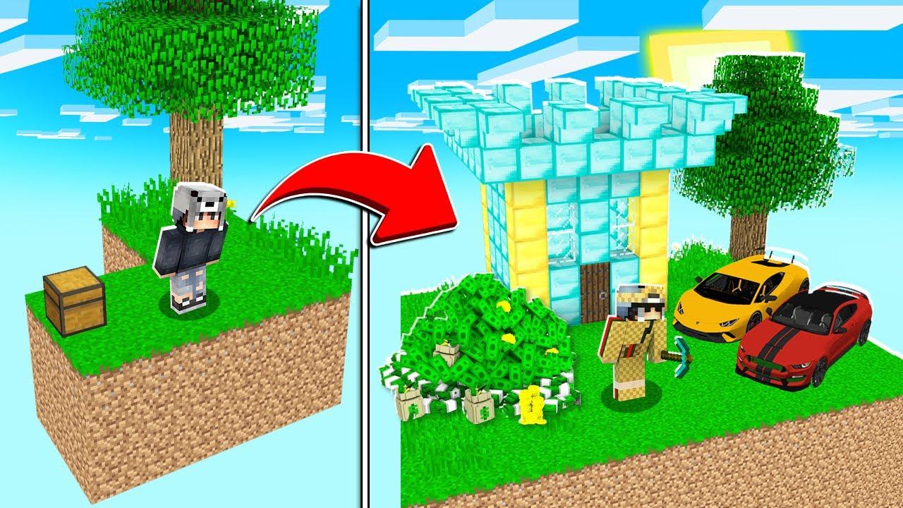 Download ADADA NASIL MİLYONER OLDUM 🤑 - Minecraft
