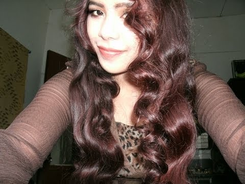 Spiral Curls No Heat