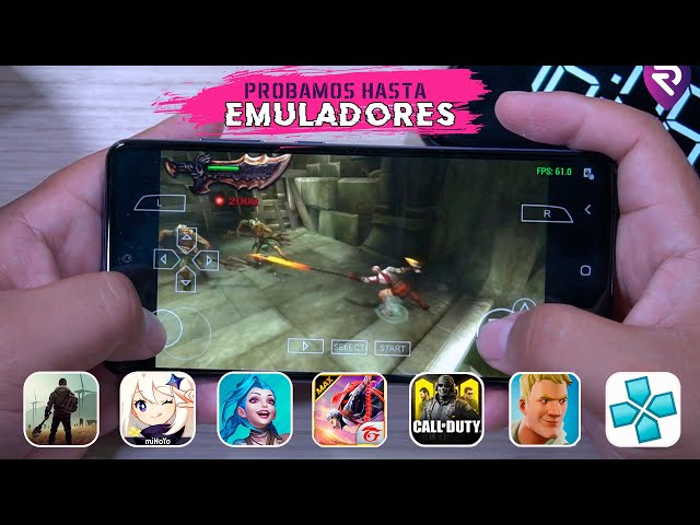 GALAXY A72│PRUEBAS de POTENCIA y RENDIMIENTO│GENSHIN IMPACT LEAGUE OF LEGENDS FREE FIRE MAX FORTNITE