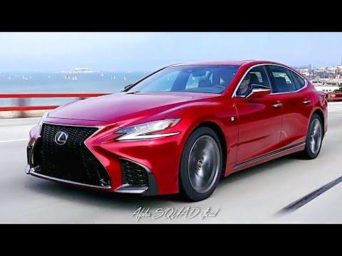 2018 Lexus LS500 F-Sport Matador Red - Twin Turbo ...