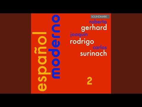 Gerhard - Allegrias, Ballet Suite - I. Preámbulo - Jácara