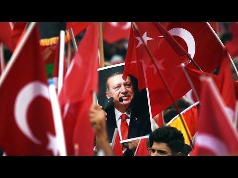 ZDF | Deutschland und die Türkei – Was erlaubt sich Erdogan? | Maybrit Illner