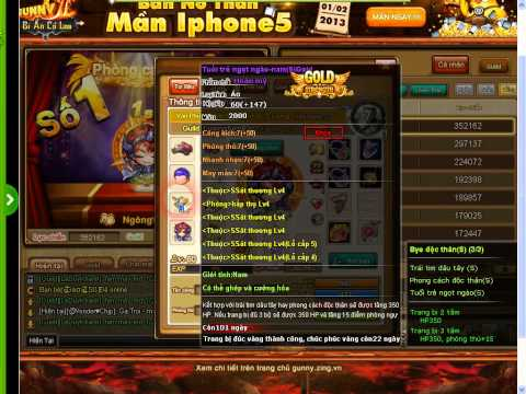 Gunny 2013  WonderChjp CLB Ga Troi