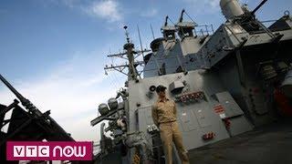 Trung Quốc phản đối tàu chiến Mỹ vào biển Đông | VTC Now
