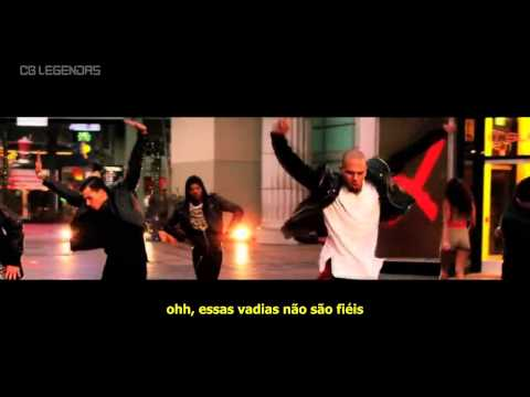 Chris Brown ft. Lil Wayne & Tyga - Loyal (Legendado/Traduzido) [Clipe Oficial]