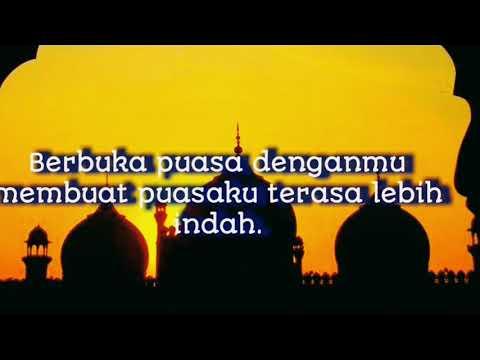 Kata Mutiara Sahur Berbuka Puasa Ramadhan Youtube