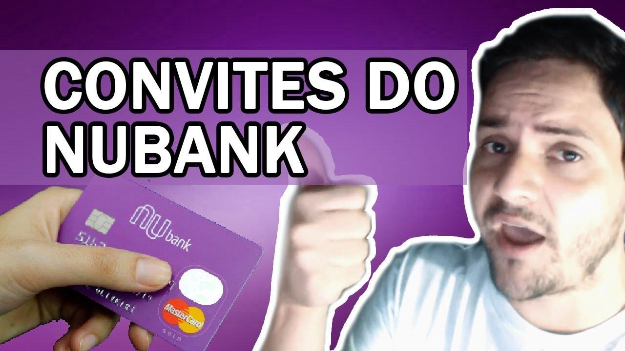 Quer Um Convite Do Nubank De Graça Youtube