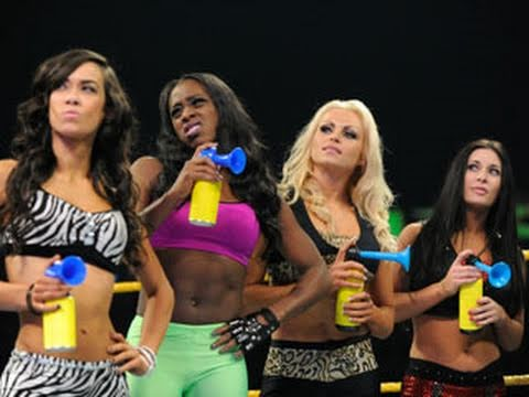 WWE NXT: NXT Rookie Diva Challenge: Who's That Body?