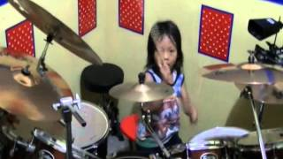 Drum Cover  Avenged SevenFold    A Little piece of heaven