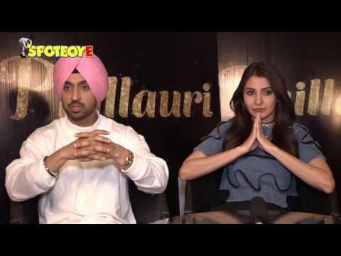 UNCUT- Anushka Sharma and Diljit Dosanjh Share Their Phillauri Experience | SpotboyE