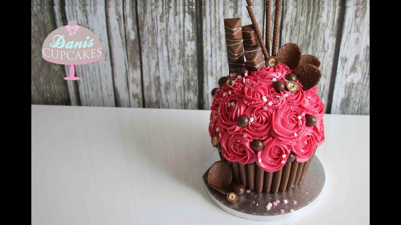 Riesen Chocolate Cake