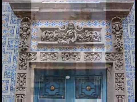 Casa de los azulejos centro hist rico de m xico youtube for Casa de azulejos