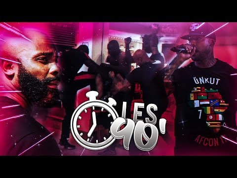 LES 90 | SAUVAGERIE !