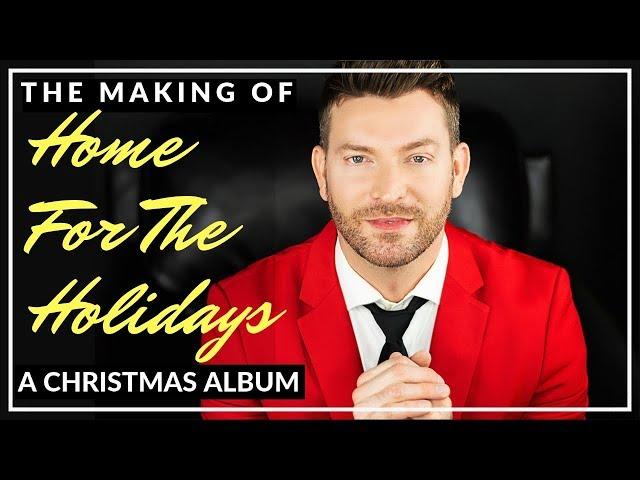 BEHIND THE SCENES - LEVI KREIS - MAKING THE CHRISTMAS ALBUM
