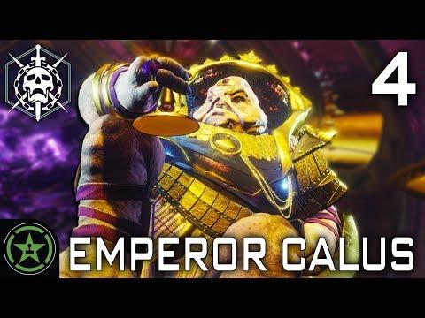 Let's Play - Destiny 2: Leviathan Raid - Emperor Calus (Finale)
