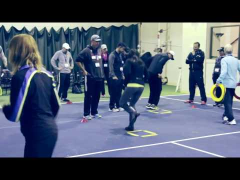 Coaching Tennis Physical Literacy for Kids and Adults I