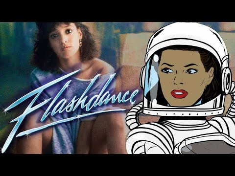 Flashdance 1983 Movie   Analysis w Spoilers