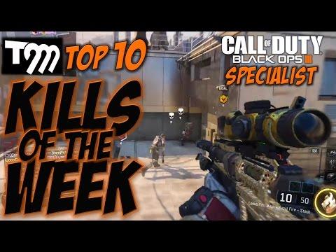 Black Ops 3 - SPECIALIST TOP 10 KILLS OF THE WEEK #33