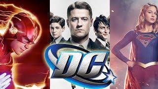 Все Фильмы, Сериалы и Мультфильмы DC, Выходящие в 2019 году | DC Universe 2019